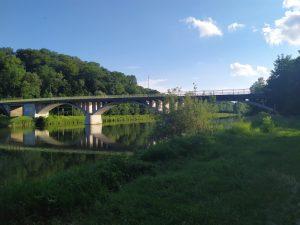 Donaubrücke Reisensburg