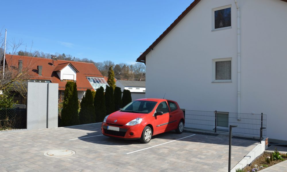 Parkplatz Beispiel