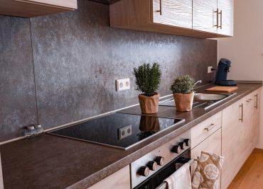Wohnesszimmer & Küche - Küche Nahaufnahme