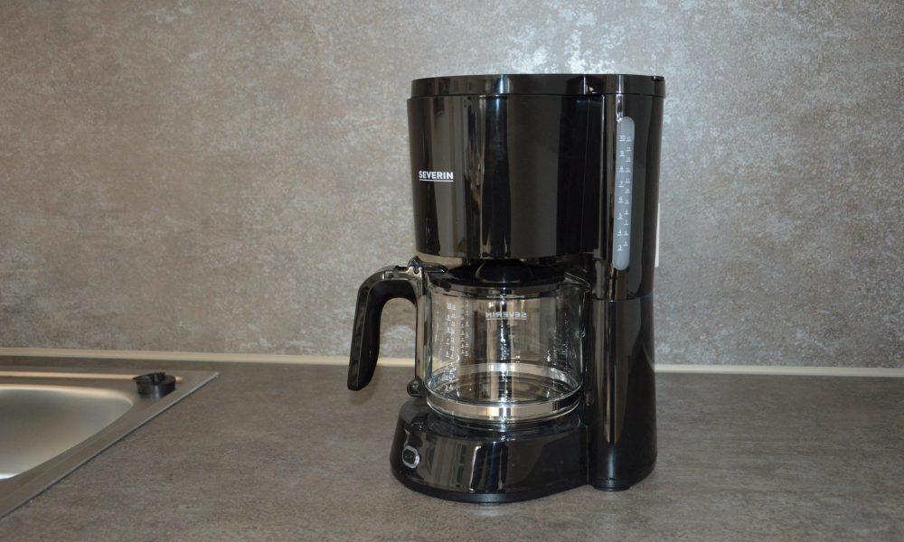 Ausstattung - Kafeemaschine