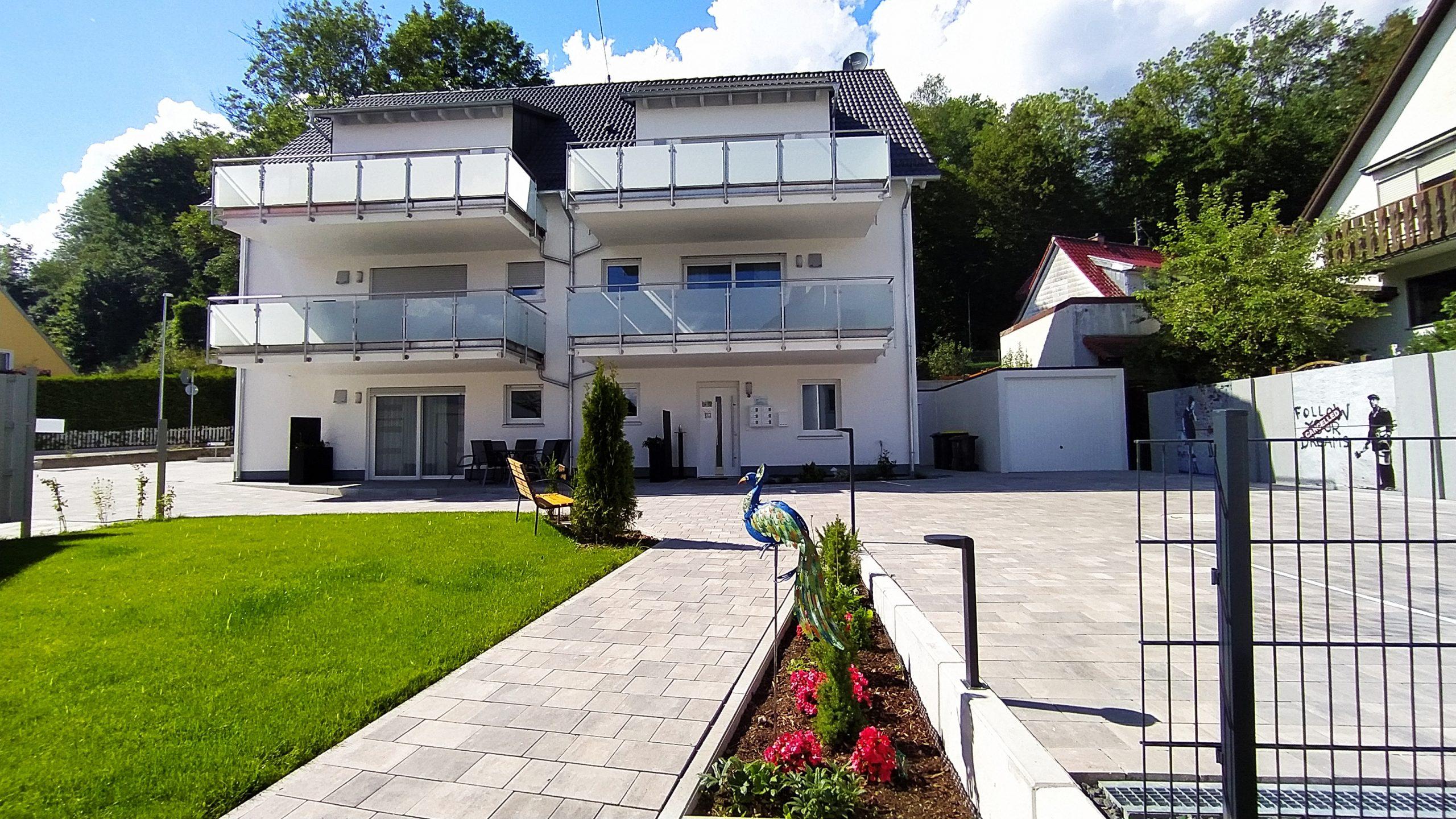 Ferienwohnungen Günzburg - Gästehaus Munk